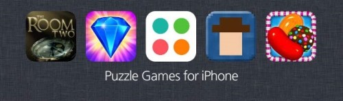 iPhone Puzzle Games