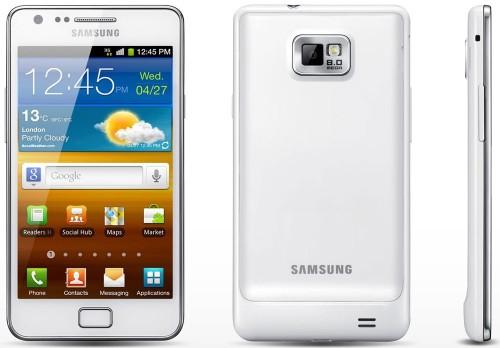 Update Samsung Galaxy SII