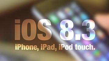 Download iOS 8 3 Beta 4 IPSW Files
