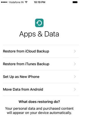 App & Data
