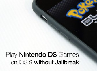 Nintendo ds games ios 9